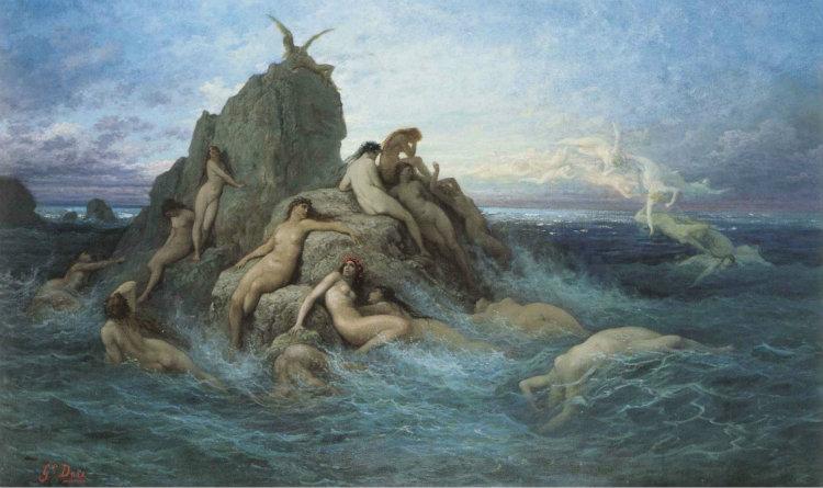 guistav-dore-the-oceanides-1869 v 2