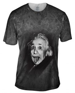 Einstein Sticks Out His Tongue Tshirt