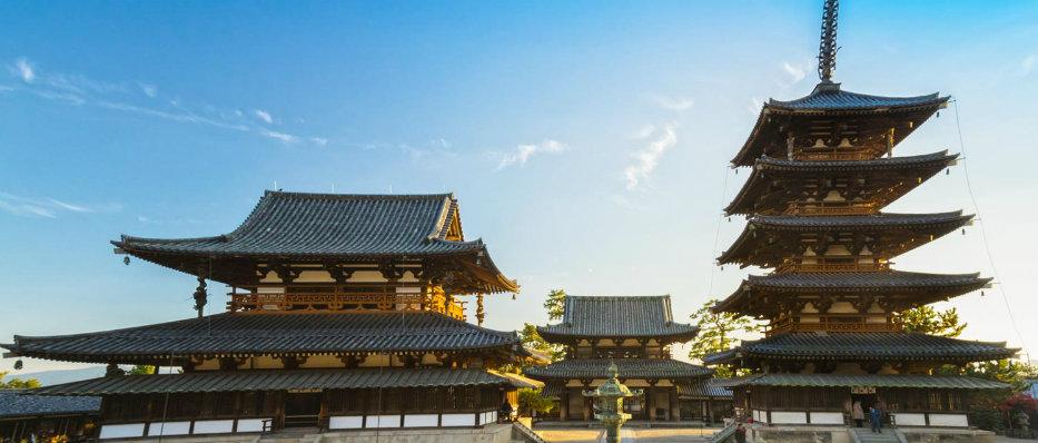 Horyu-ji-Temple