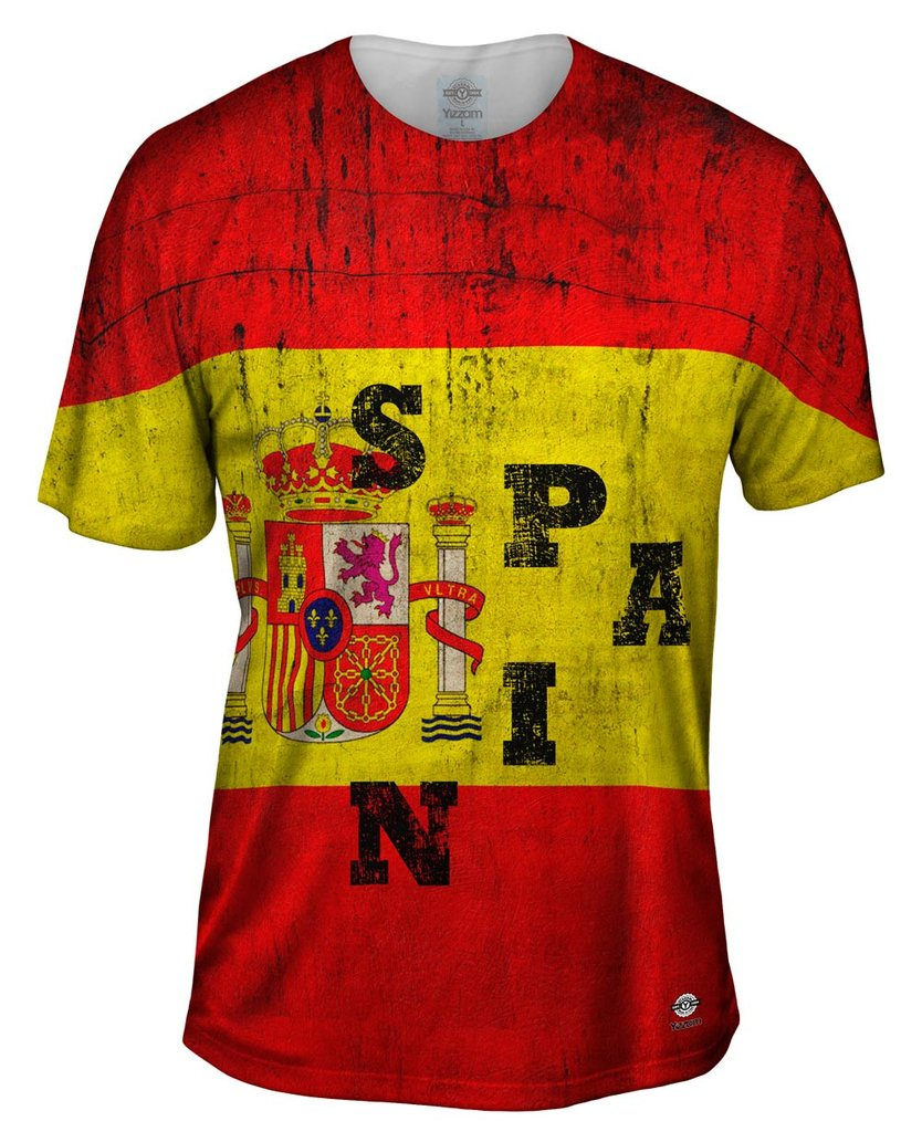 Dirty Spain Mens Tshirt