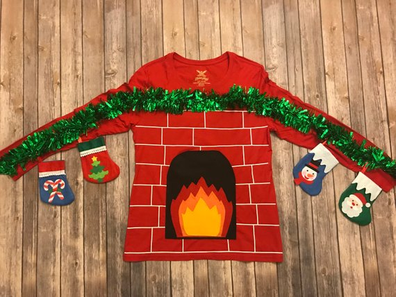Etsy Ugly Sweater