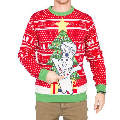Pillsbury Ugly sweater