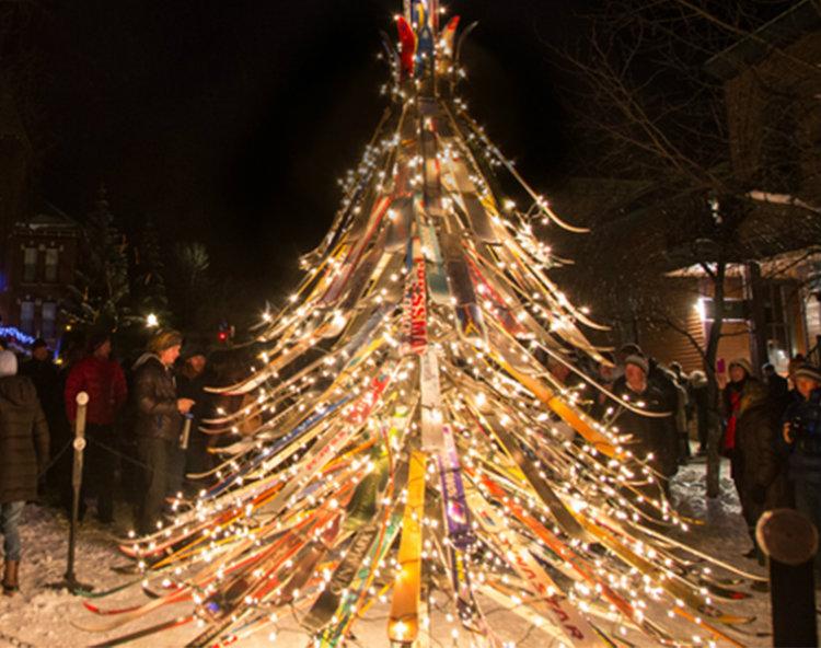 Telluride Ski Tree
