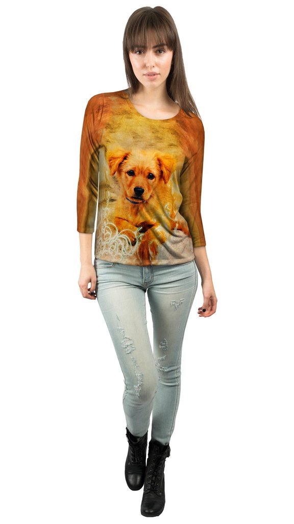 Rocky Puppy Womens Three Quarter Sleeve