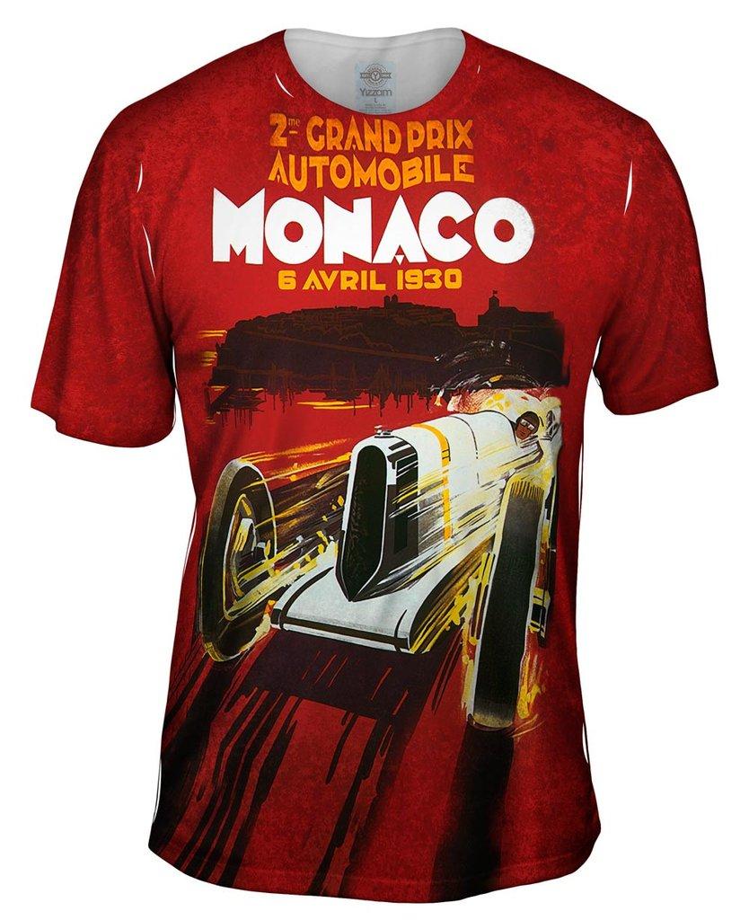 Monaco_Mens Tshirt