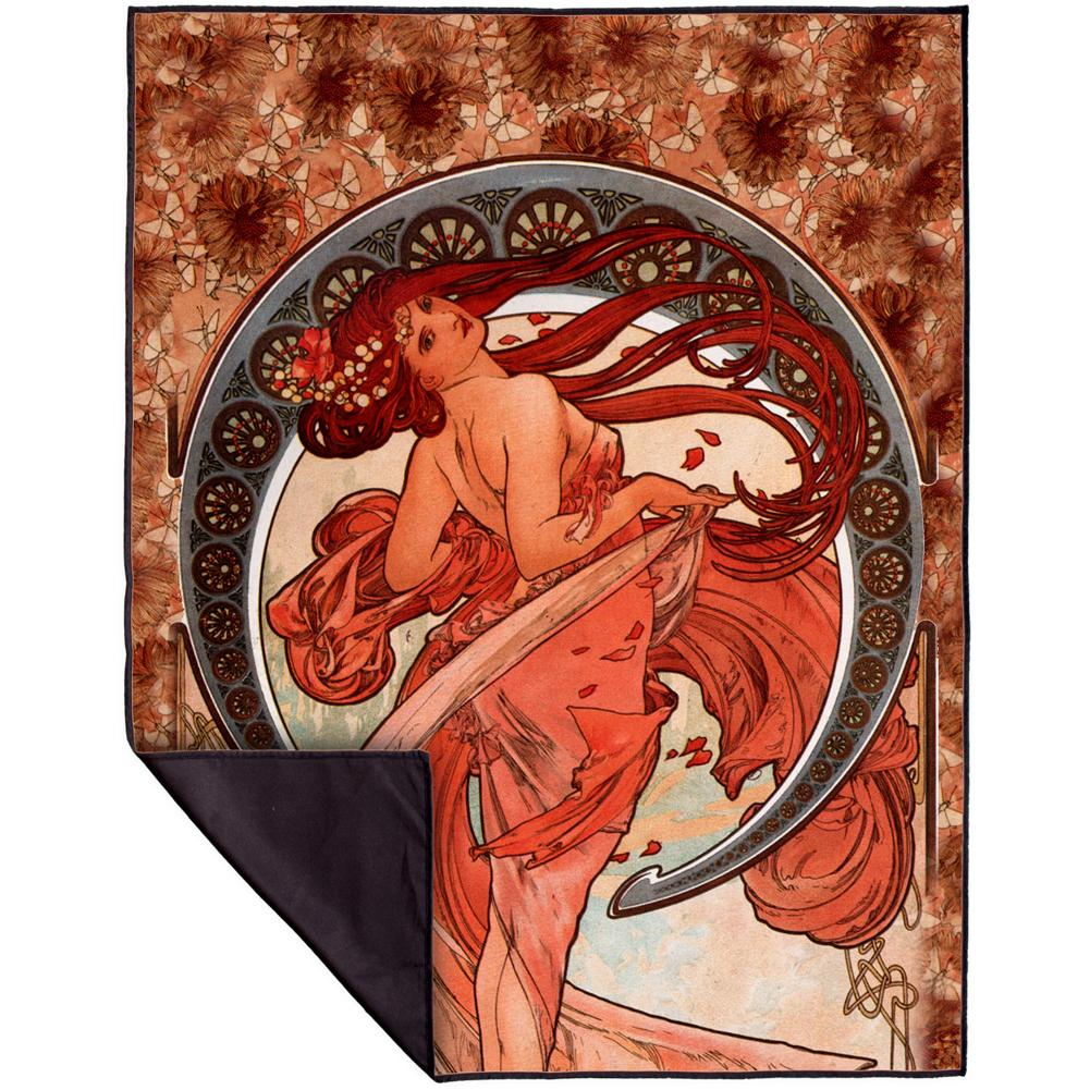 Mucha Dance Blanket