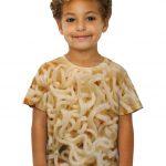 Ramen Noodle Rockstar Kids Tshirt