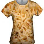 Ramen Noodle Rockstar Womens Tshirt