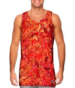 Maine Lobster Feast Jumbo Mens Tank