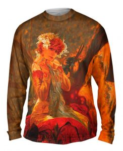 Mucha Lefreve Mens Long Sleeve