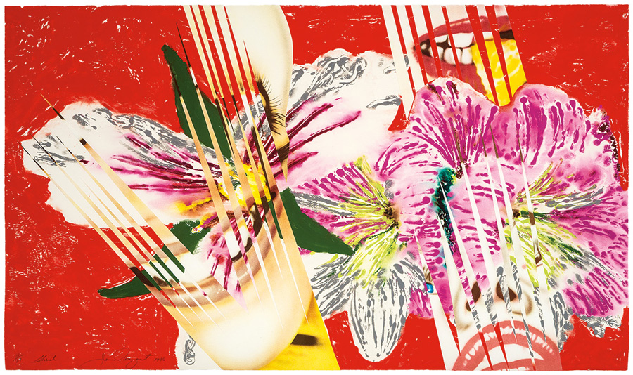 Shriek from Secrets n Carnations-James-Rosenquist